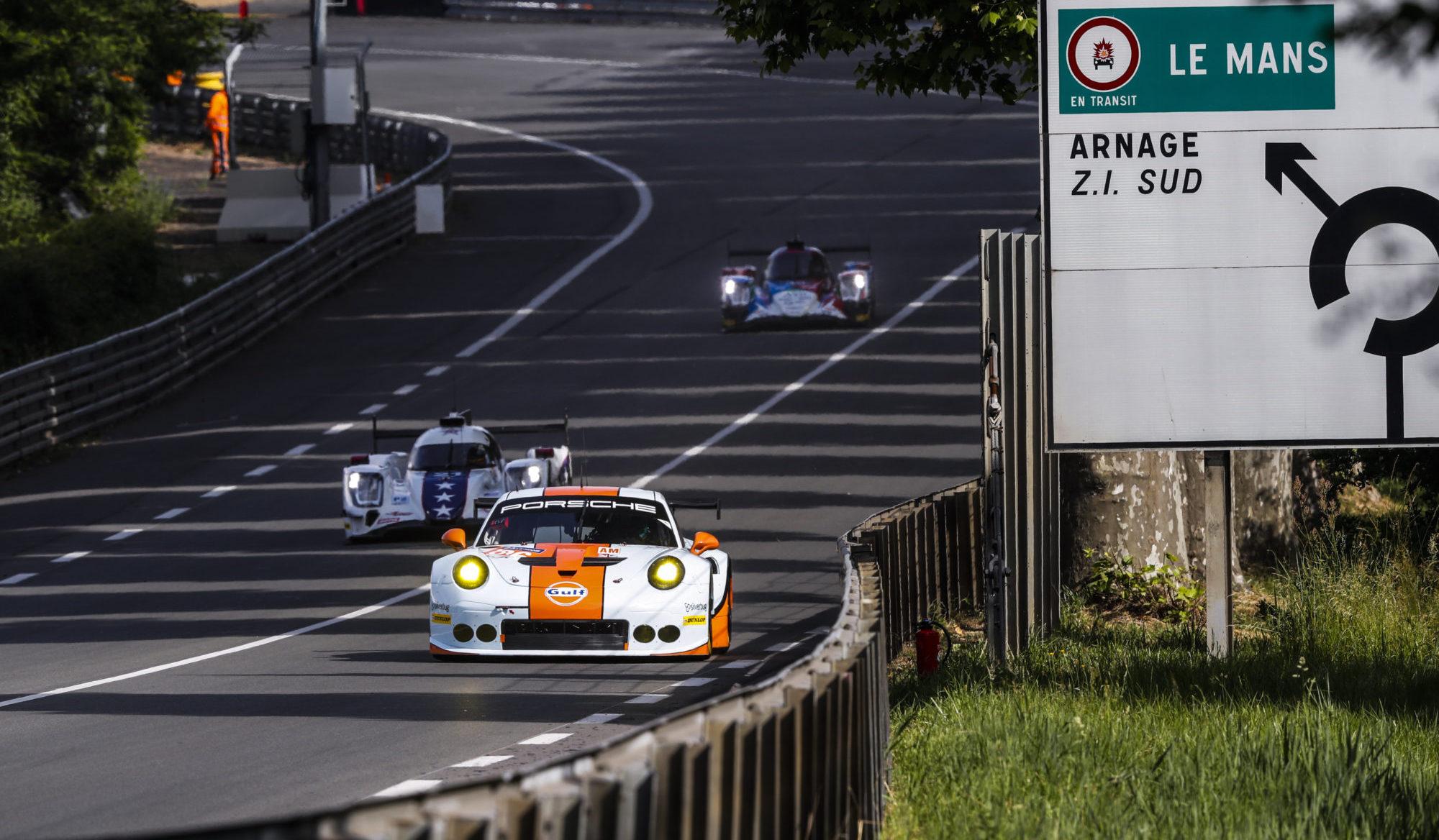 Vorschau 24 Stunden von Le Mans 2017: GTE-Am und Rahmenprogramm - Racingblog