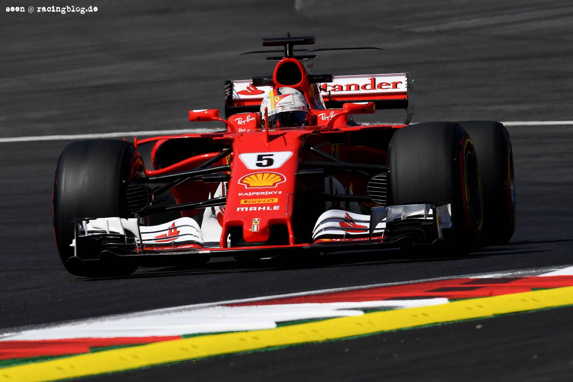 Formel Eins: Analyse GP von Österreich 2017 – Racingblog