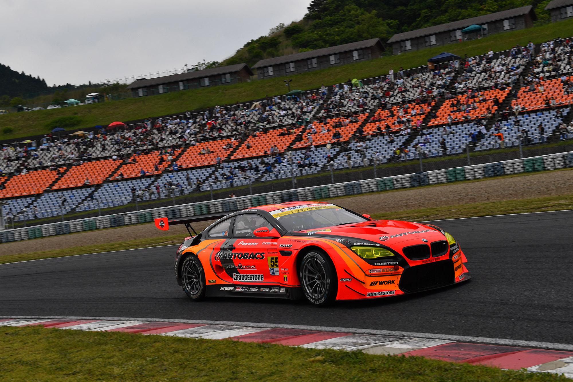 Super Gt Autopolis 2017 Arta Bmw M6 Racingblog