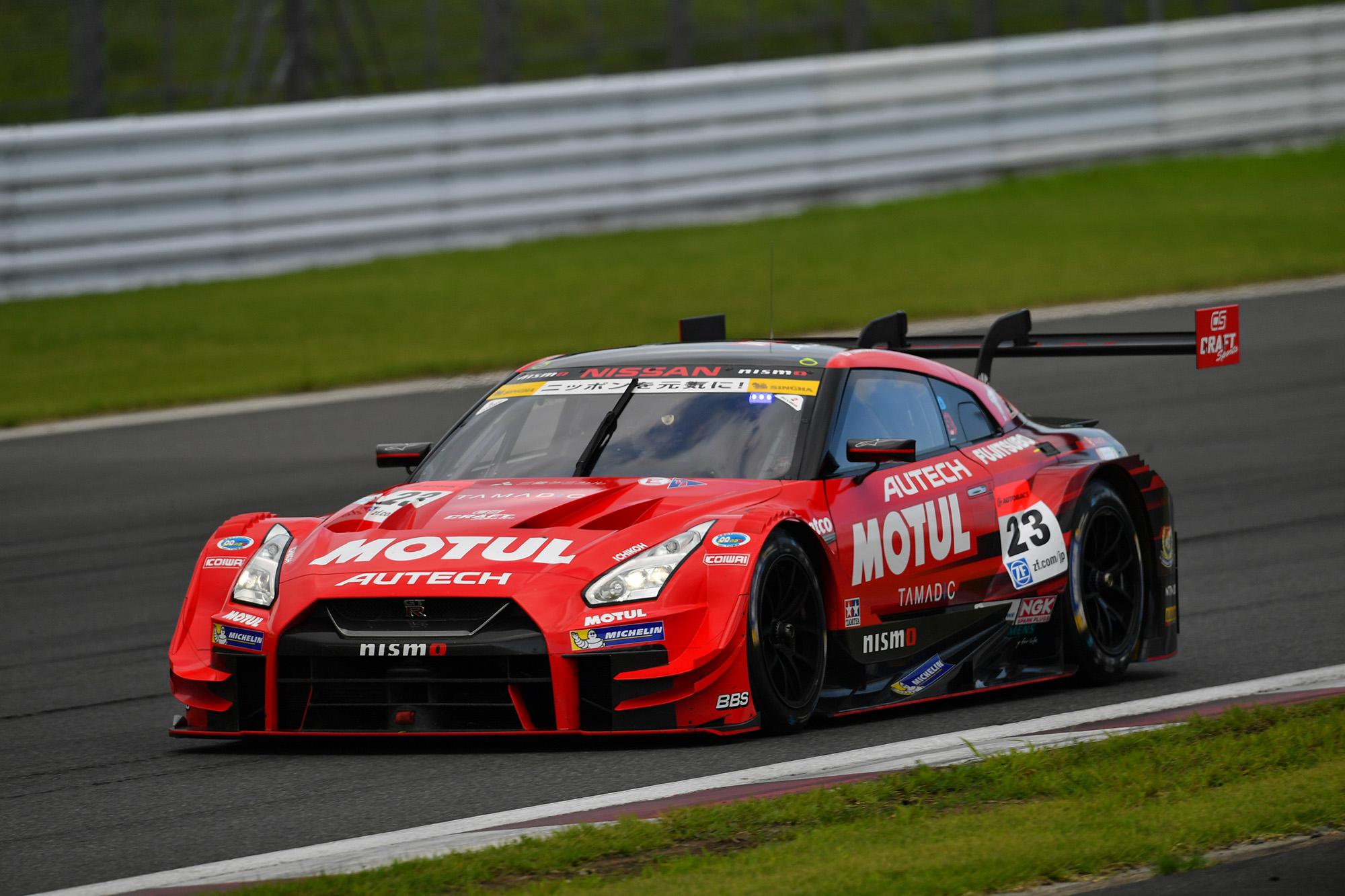 Super Gt Fuji 2017 Motul Autech Gt R Racingblog