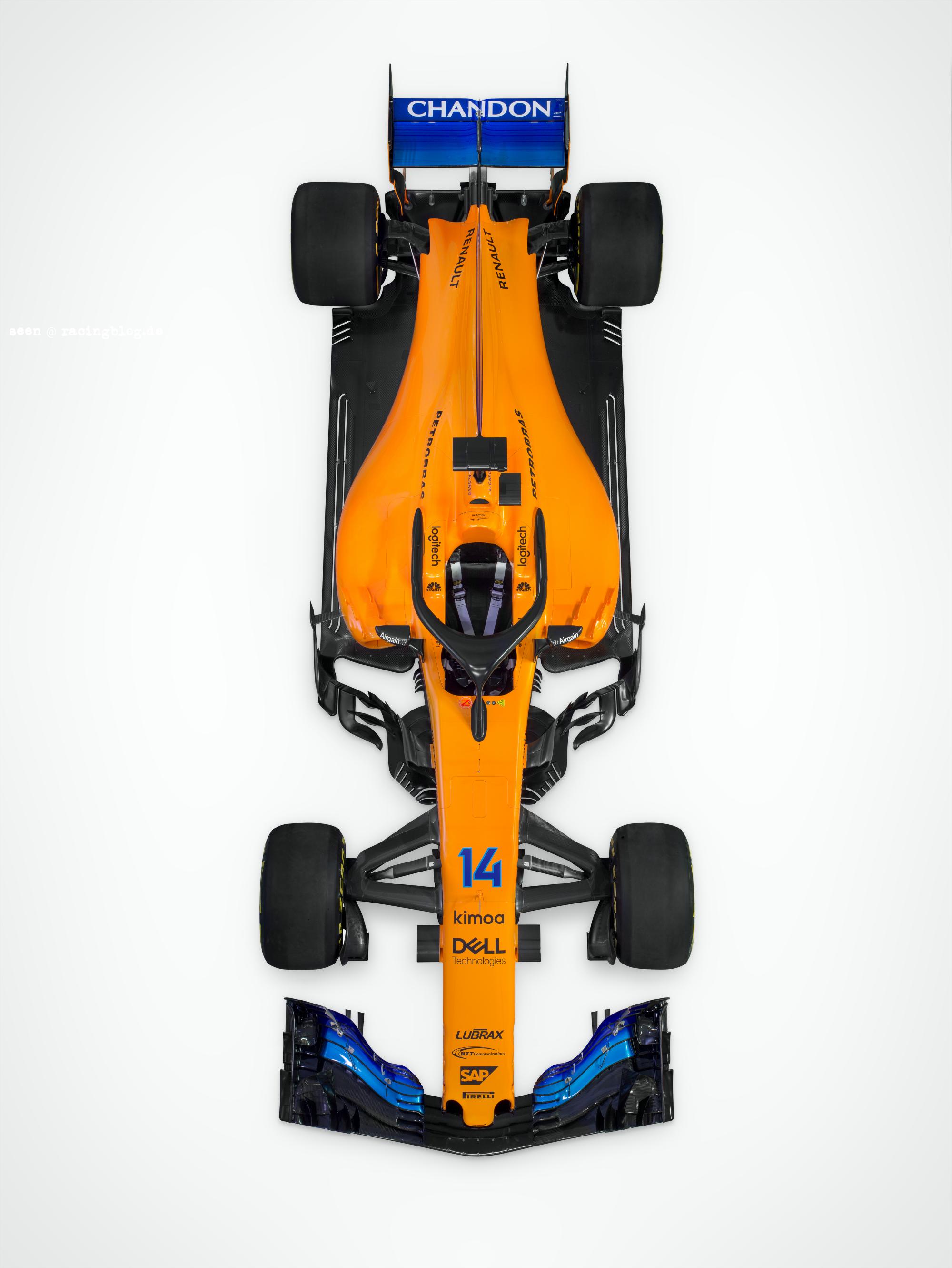 formel eins: neuer mclaren mcl33 – racingblog