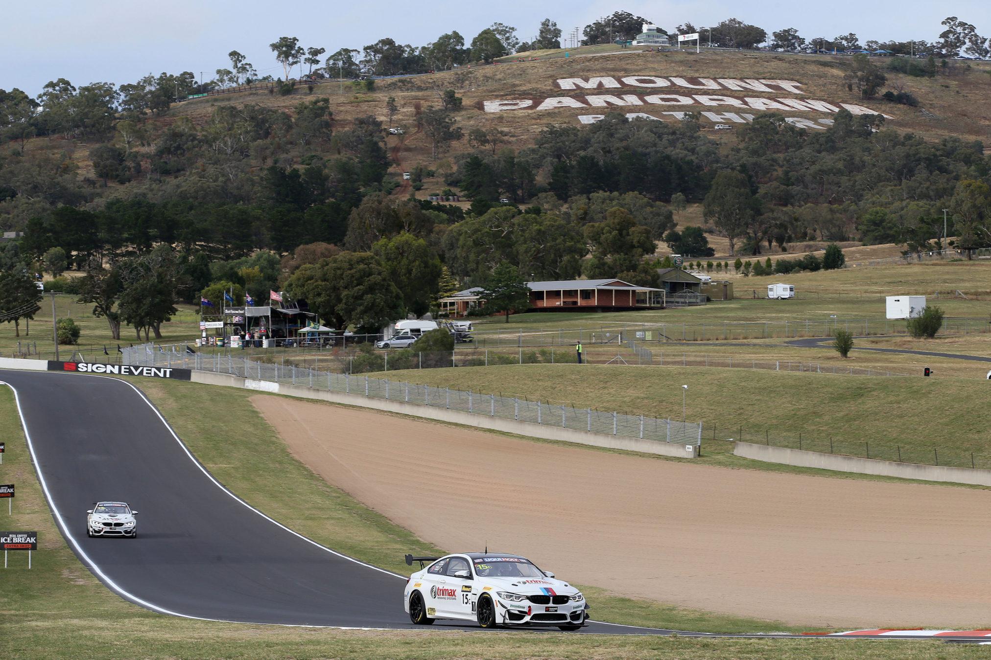 панорамные фото гонки