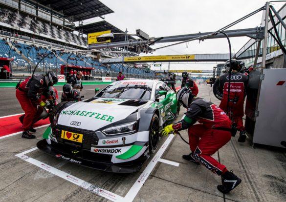 DTM: Analyse Lausitzring 2018 – Was ist denn mit Audi los?
