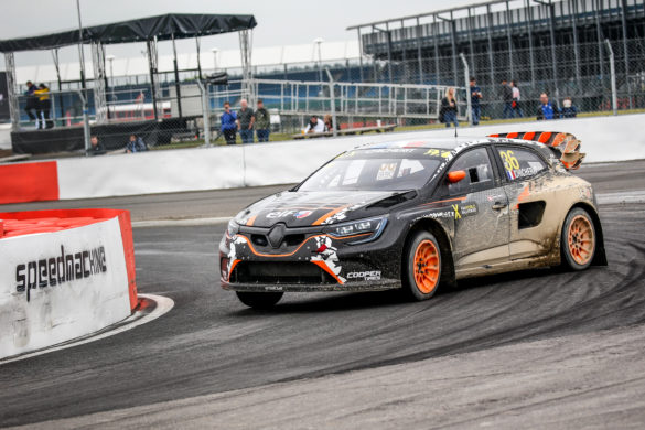 Supercut: #SilverstoneRX – Ein solider Start