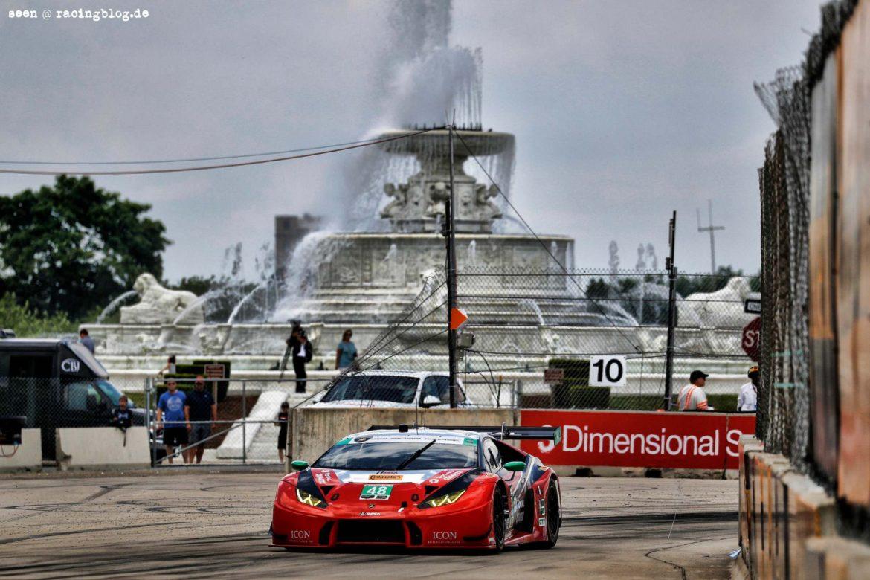 IMSA: Bericht GP von Detroit 2018