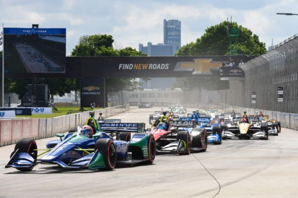 IndyCar: Analyse Chevrolet Dual in Detroit, Vorschau Texas