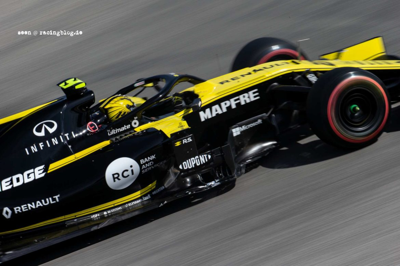 Formel Eins 2019