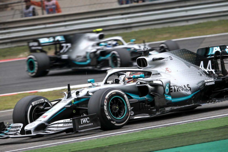 Formula One: Analysis GP of China 2019