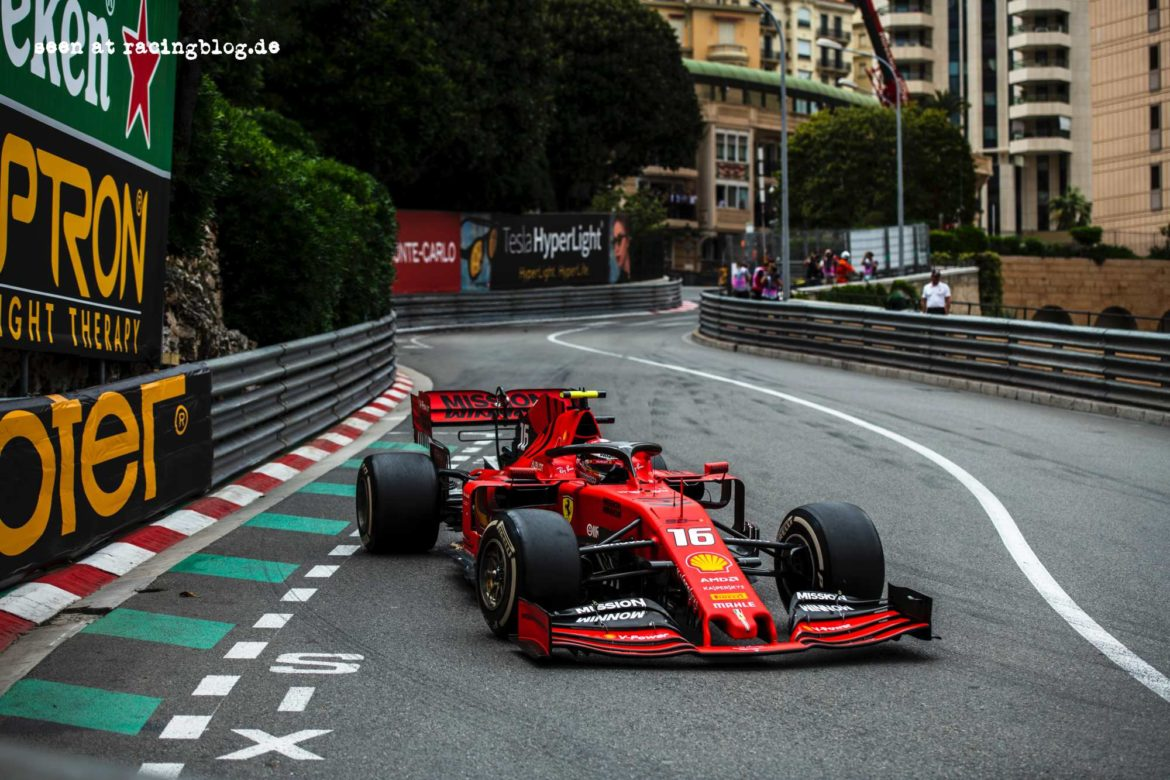Formula One: Analysis GP of Monaco 2019