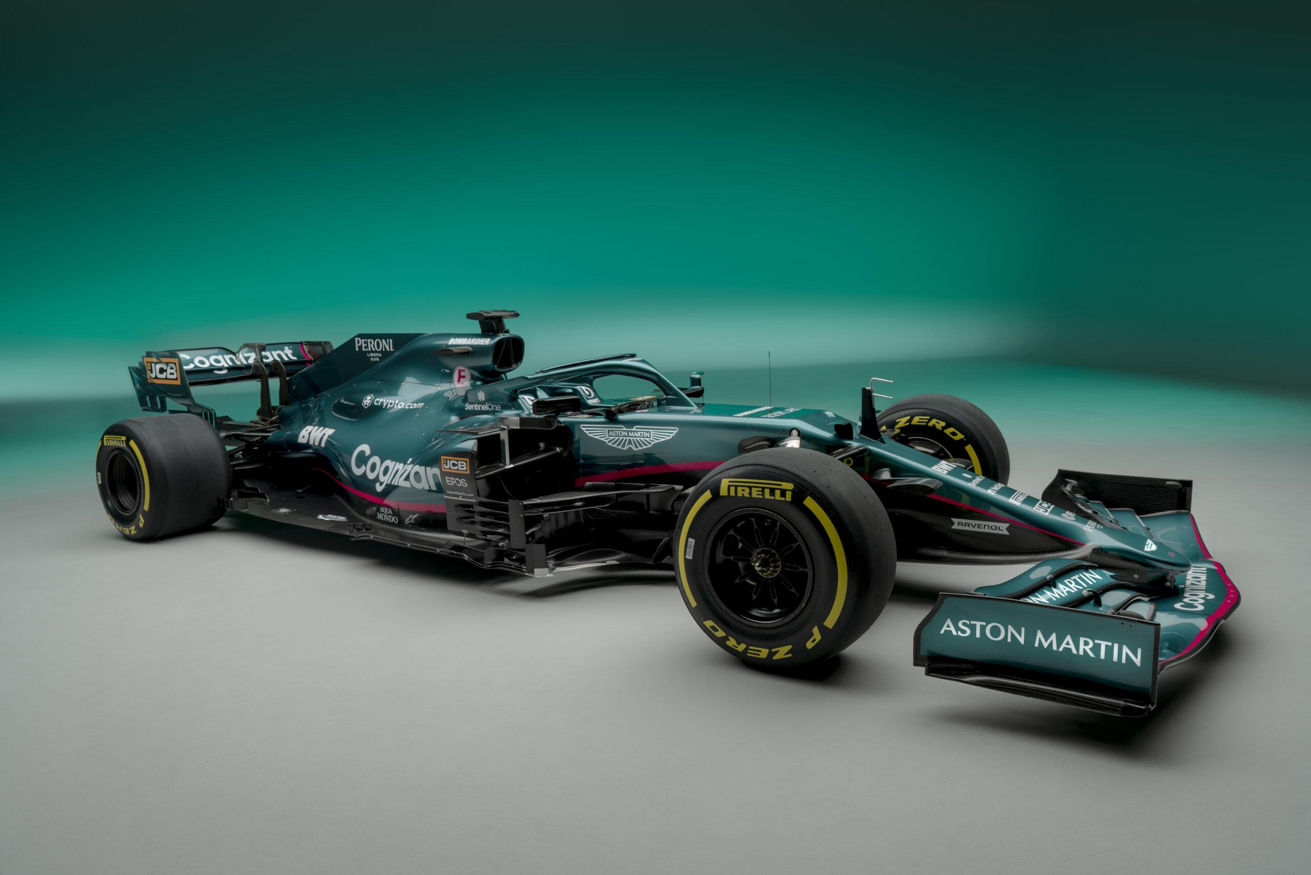 Formel Eins Aston Martin Zeigt Den Amr21 Für Die Saison 2021 Racingblog
